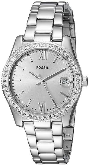 c7847fbaba6b Fossil ES4317 Reloj Análogo para Mujer