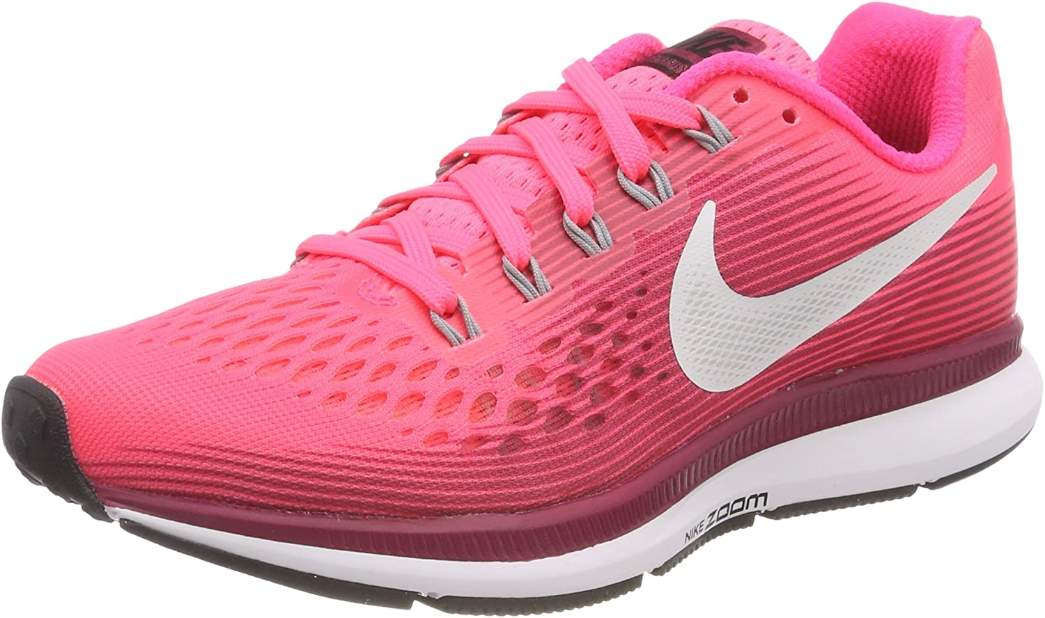 Aiuto Incubo AIDS  Amazon.com | Nike Women's Air Zoom Pegasus 34 Running Shoe (8.5, Racer  Pink/VAST Grey-Rush Maroon) | Road Running
