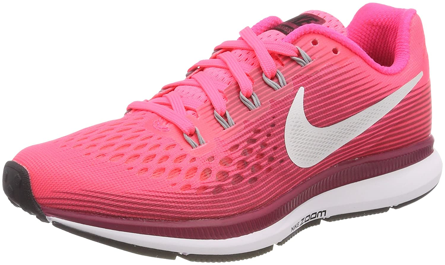85ab7c6b06 NIKE Women's Air Zoom Pegasus 34 Running Shoe B071VKDZM6 8.5 B(M) US