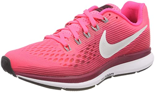 online store be5a3 538e7 denmark nike womens air zoom pegasus 34 running shoe 5 b us racer pink  c8208 1e513