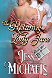The Return of Lady Jane (The Scandal Sheet Book 1)