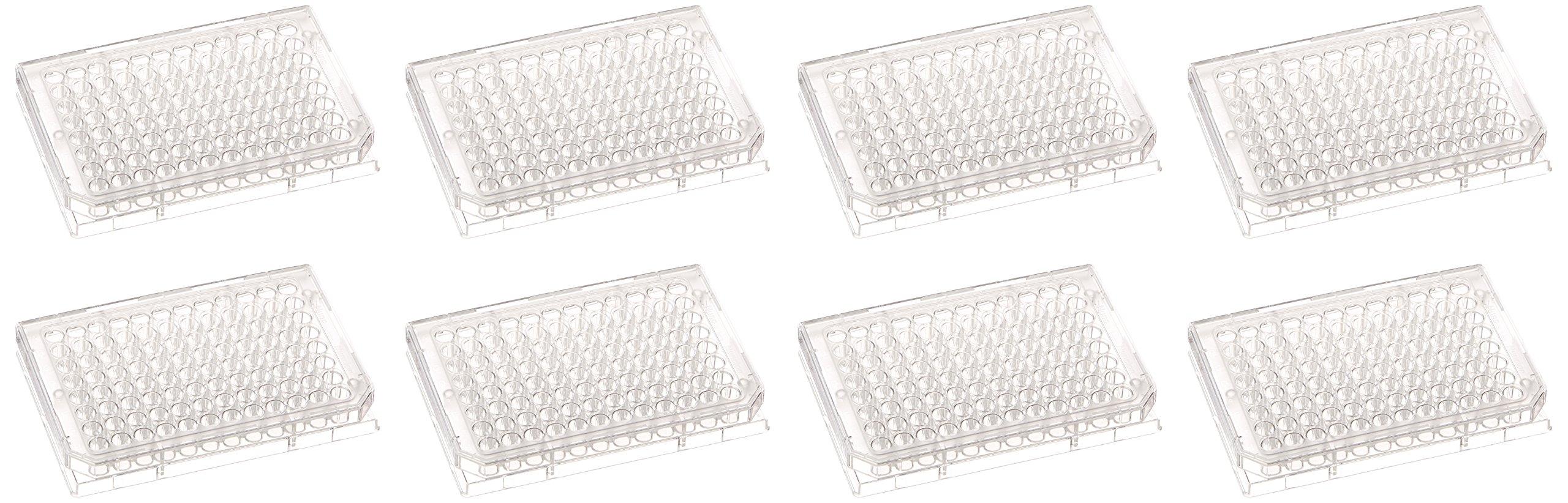 Nunc 174927 Nunclon Sphera Microplate, 400 μL Volume (Pack of 8)