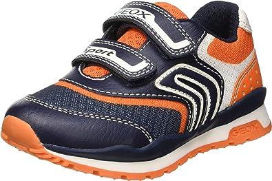 Derretido hipótesis perfume  Geox J Pavel A, Zapatillas Niños: Amazon.es: Zapatos y complementos
