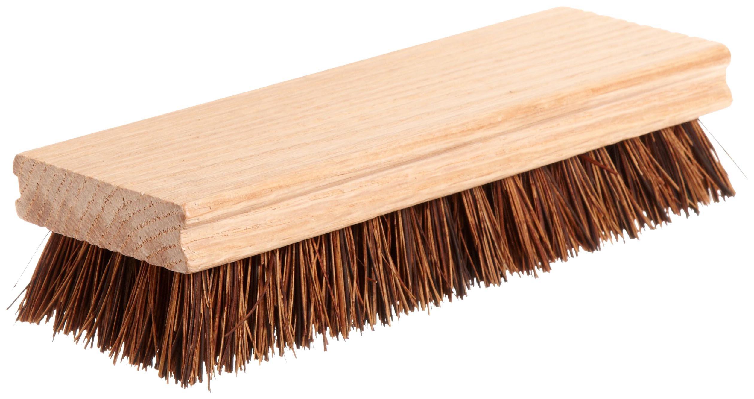 Oblong Scrub Brushes - palmyra oblong scrub brush [Set of 12]