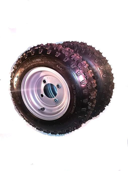 DC Recreational 2 Unidades 4.8/4.00-8 ATV UTV Neumáticos para ...