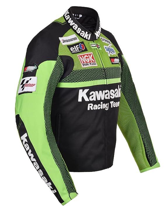 Chaqueta para moto Textil profesional Racing (objeto de ...