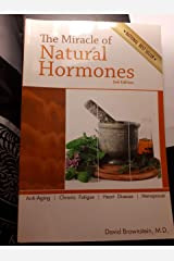 The Miracle of Natural Hormones Paperback