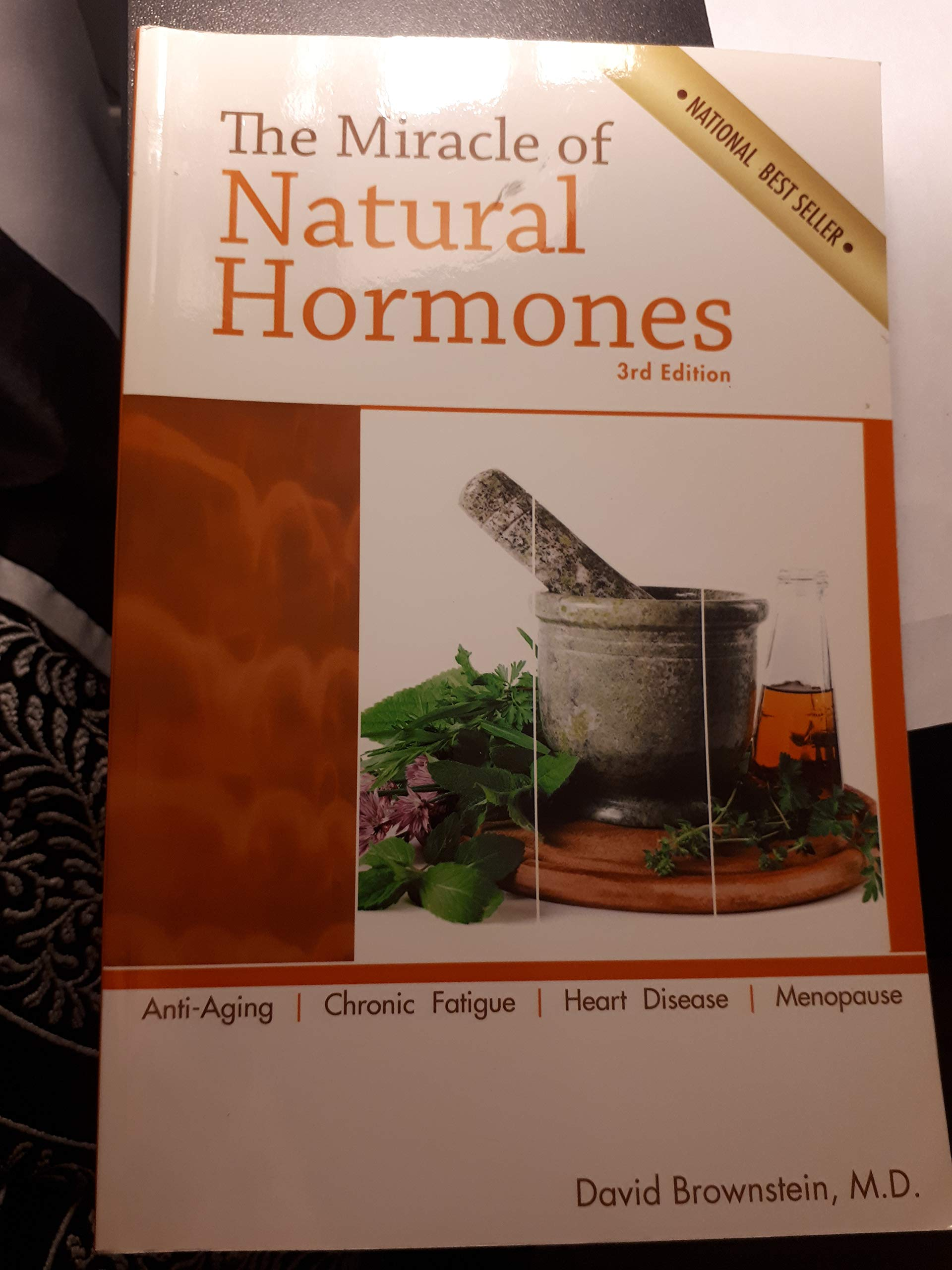 The Miracle of Natural Hormones: 9780966088205: Medicine & Health Science  Books @ Amazon.com