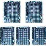5 pieces mini prototypage prototypes bouclier ProtoShield pour Arduino Uno
