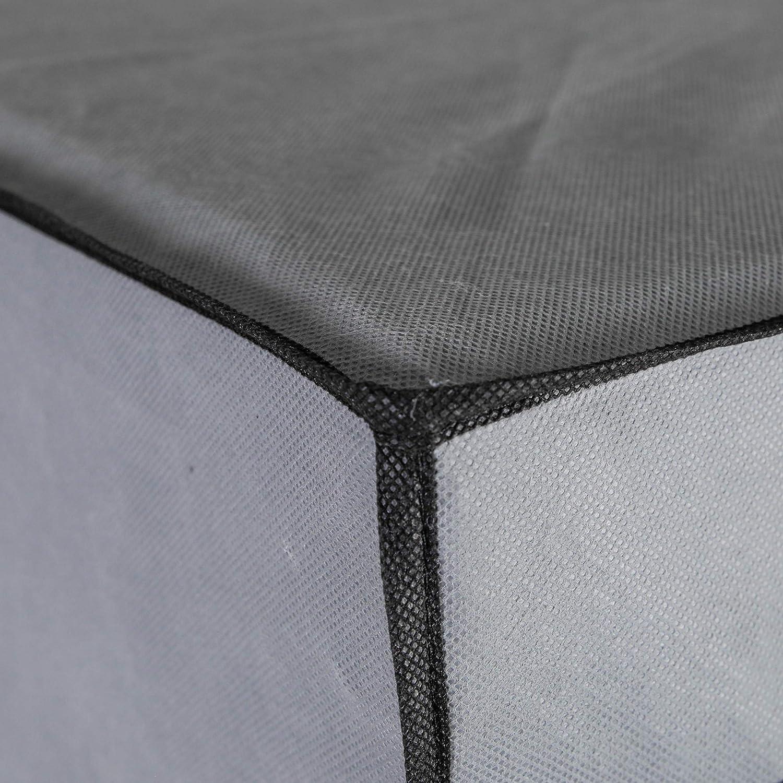 axentia Armadio in tessuto ca 75 x 150 x 50 cm