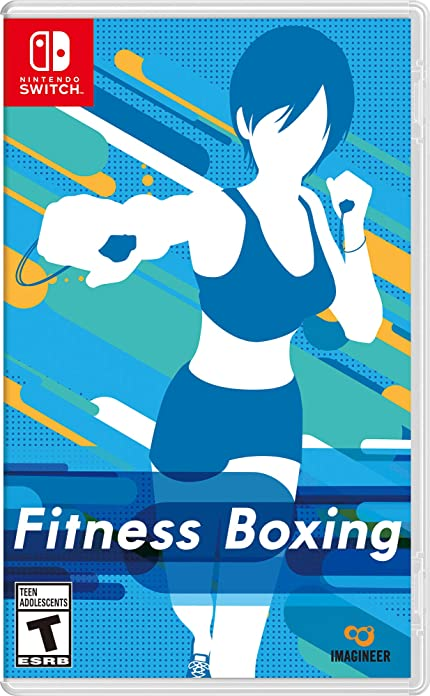 Fitness Boxing   Nintendo Switch by By    Nintendo
