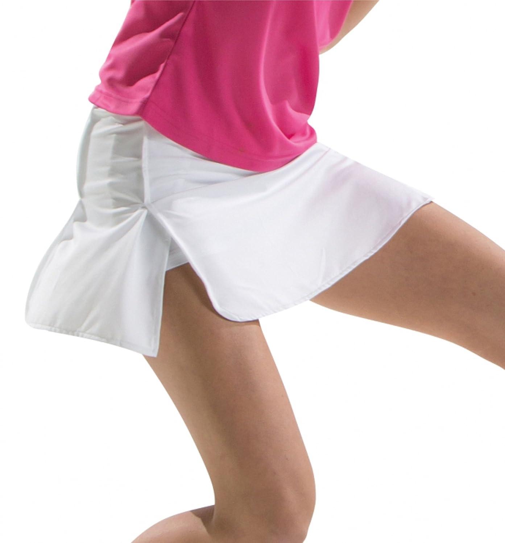 Asioka 97/13 Falda Pantalón de Pádel o Tenis, Mujer, Blanco, M ...
