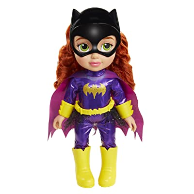 "DC Super Hero Girls 15"" Batgirl Toddler Doll: Toys & Games"