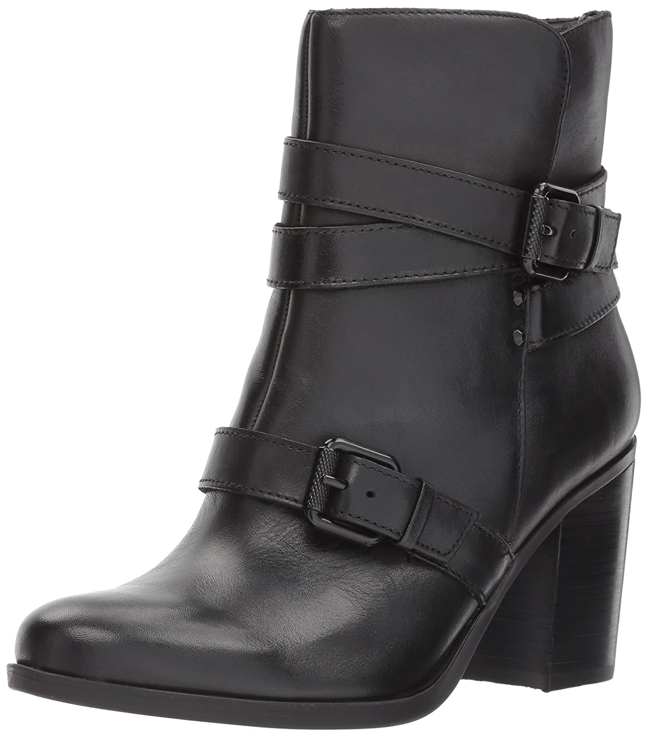Naturalizer Women's Karlie Harness Boot B06W2LH887 7.5 W US|Black