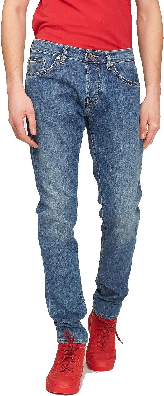 Gas Jeans da Uomo Elasticizzati Norton Carrot