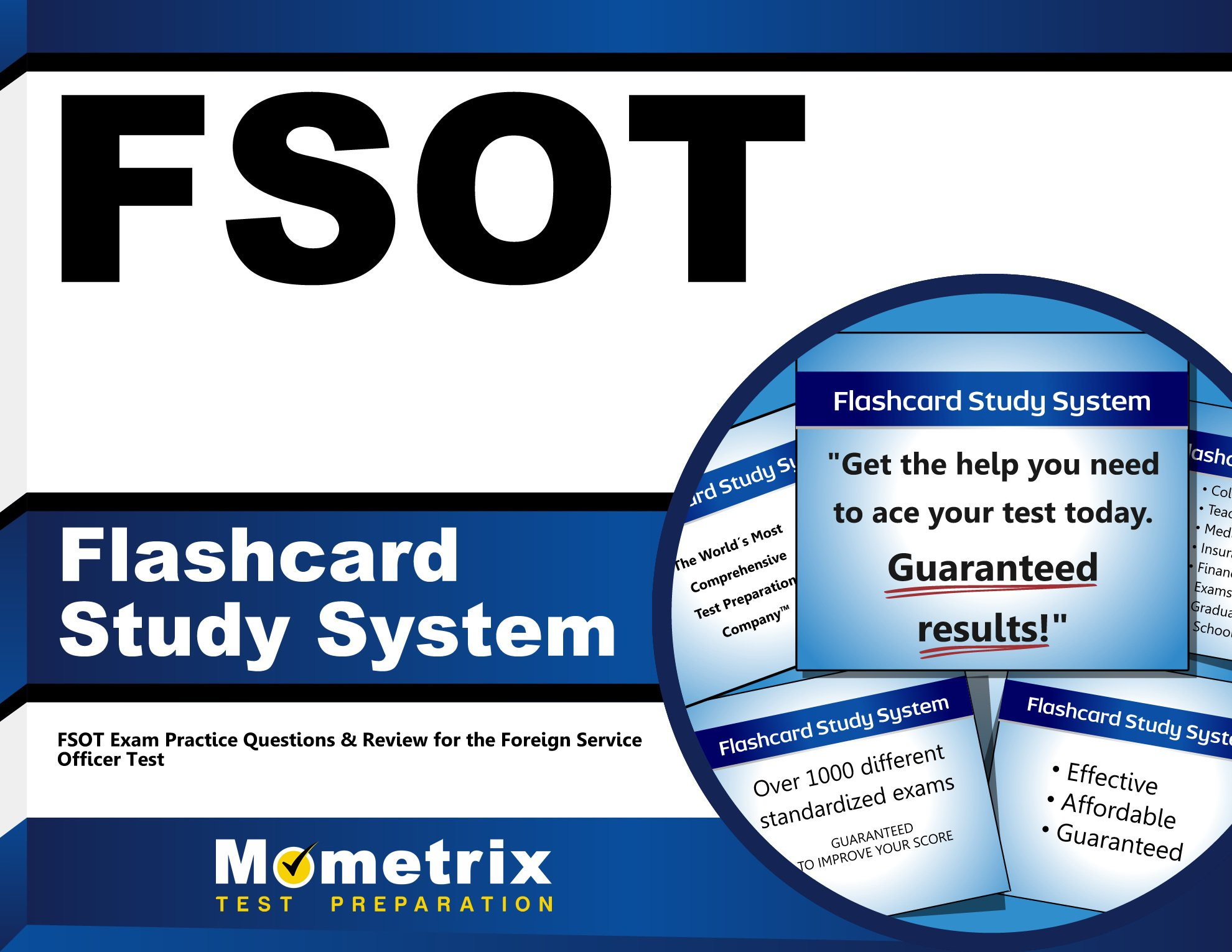FSOT Flashcard Study System: FSOT Exam Practice Questions & Review ...