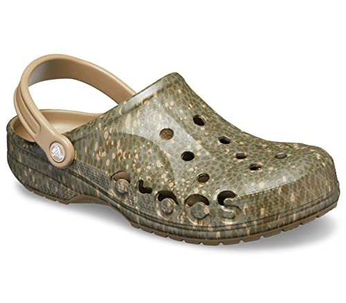 8aad1e22d567e crocs Unisex Adult Baya Graphic Clog M8W10  Buy Online at Low Prices in  India - Amazon.in