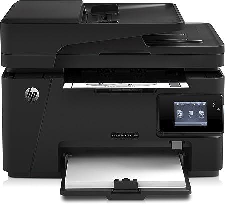 Hp Laserjet Pro M127fw Laserdrucker Multifunktionsgerät Computer Zubehör