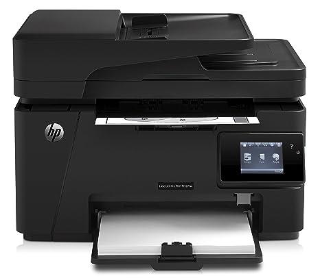 HP LaserJet Pro MFP M127fw - Impresora multifunción láser - B/N 20 PPM