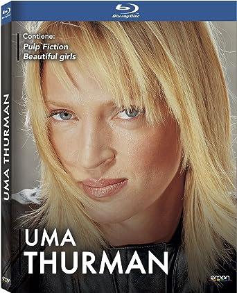 Pack: Uma Thurman [Blu-ray]: Amazon.es: John Travolta, Samuel L ...