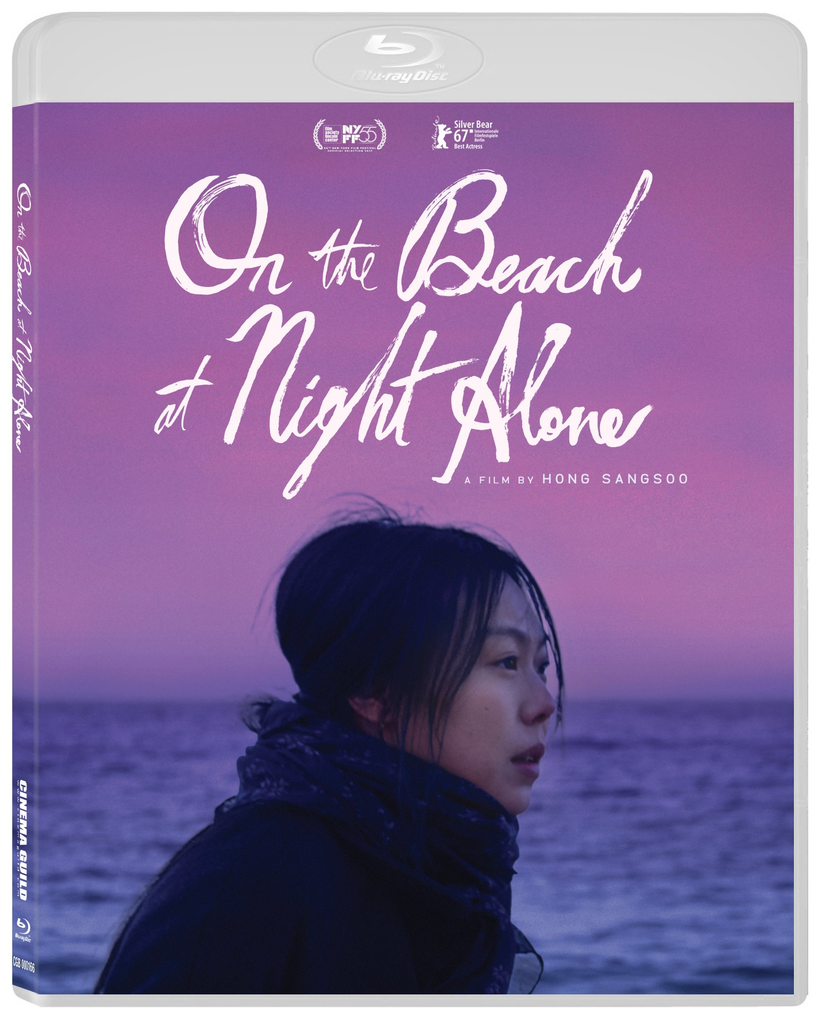 Blu-ray : On The Beach At Night Alone (Widescreen)