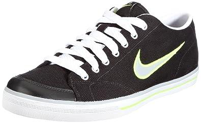 1391c16686b Nike Men s Pocket Fly DM Black White Varsity Red Casual Shoe 8 Men US