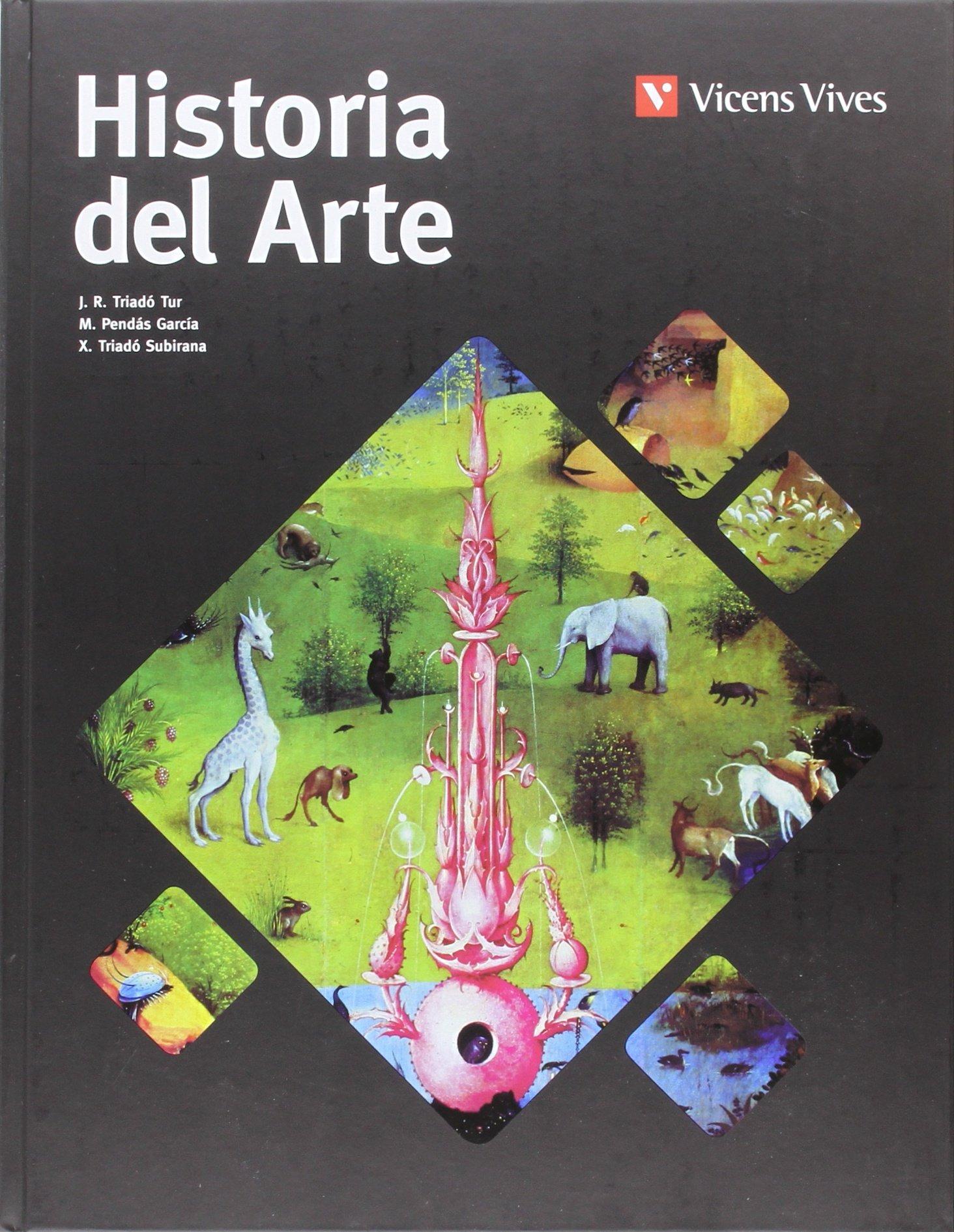 Historia del Arte HISTORIA DEL ARTE BACHILLERATO AULA 3D: Amazon ...