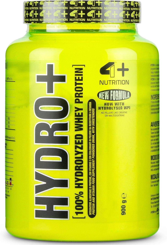 4 Sport Nutrition Hydro Paquet de 1 x 900g Hidrolizado de ...