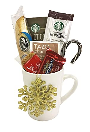 Starbucks tazas de café con Via café instantáneo, Starbucks ...