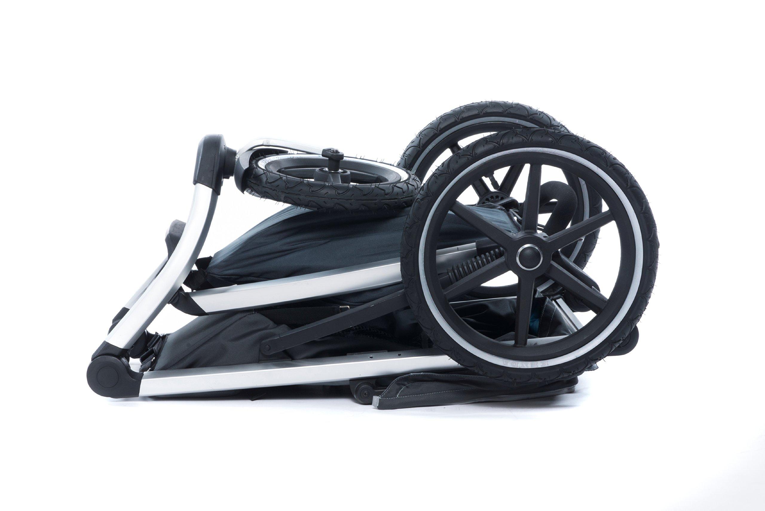 Thule Urban Glide - Jogging Stroller- Dark Shadow by Thule (Image #7)