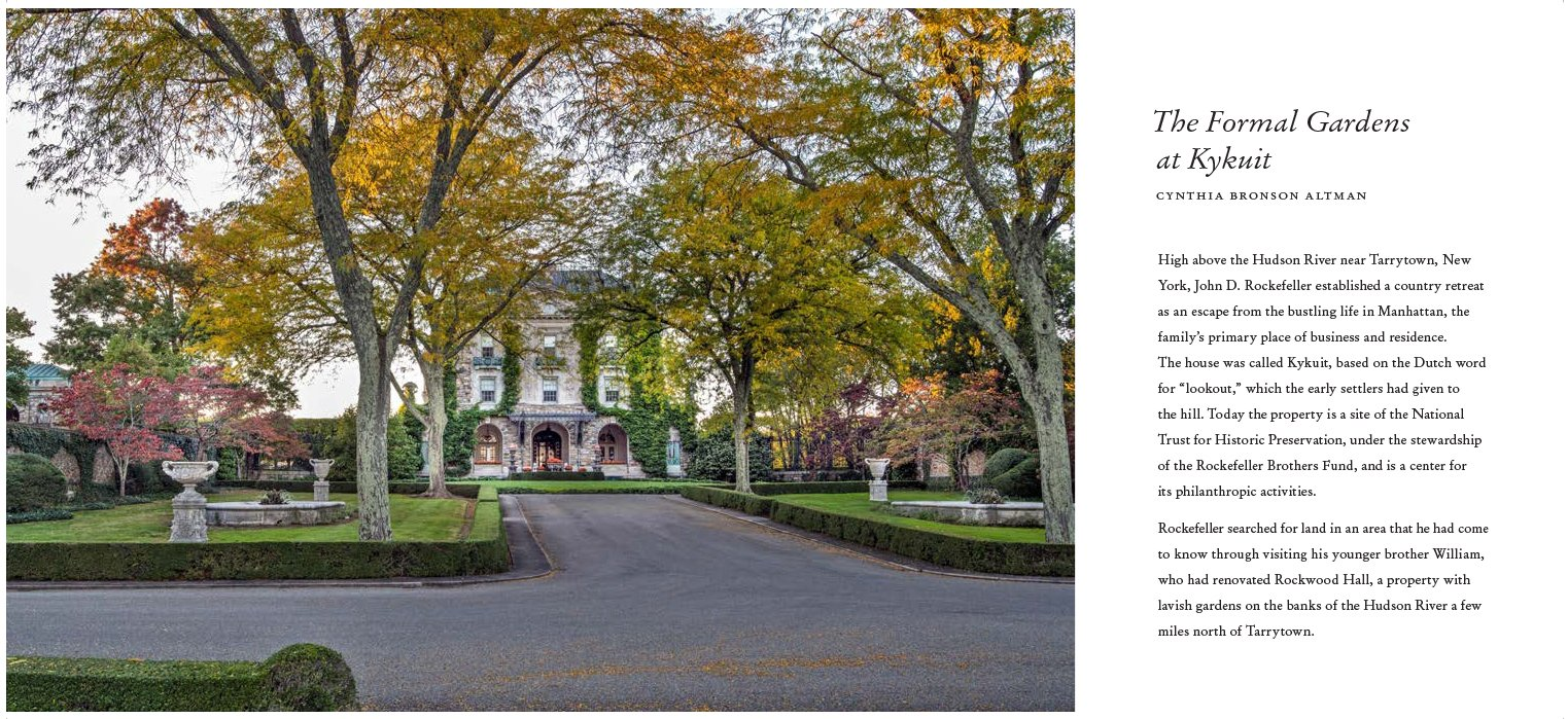 the rockefeller family gardens an american legacy larry lederman
