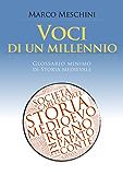 Voci di un millennio: Glossario minimo di Storia medievale (La Storia   Strumenti Vol. 1)