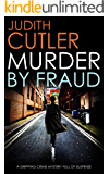 MURDER BY FRAUD a gripping crime mystery full of suspense (Detective Kate Power Mystery Book 4)