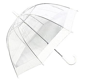 7780ddaedb1d Happy Rain transparent umbrella perfect for weddings, outdoor ...