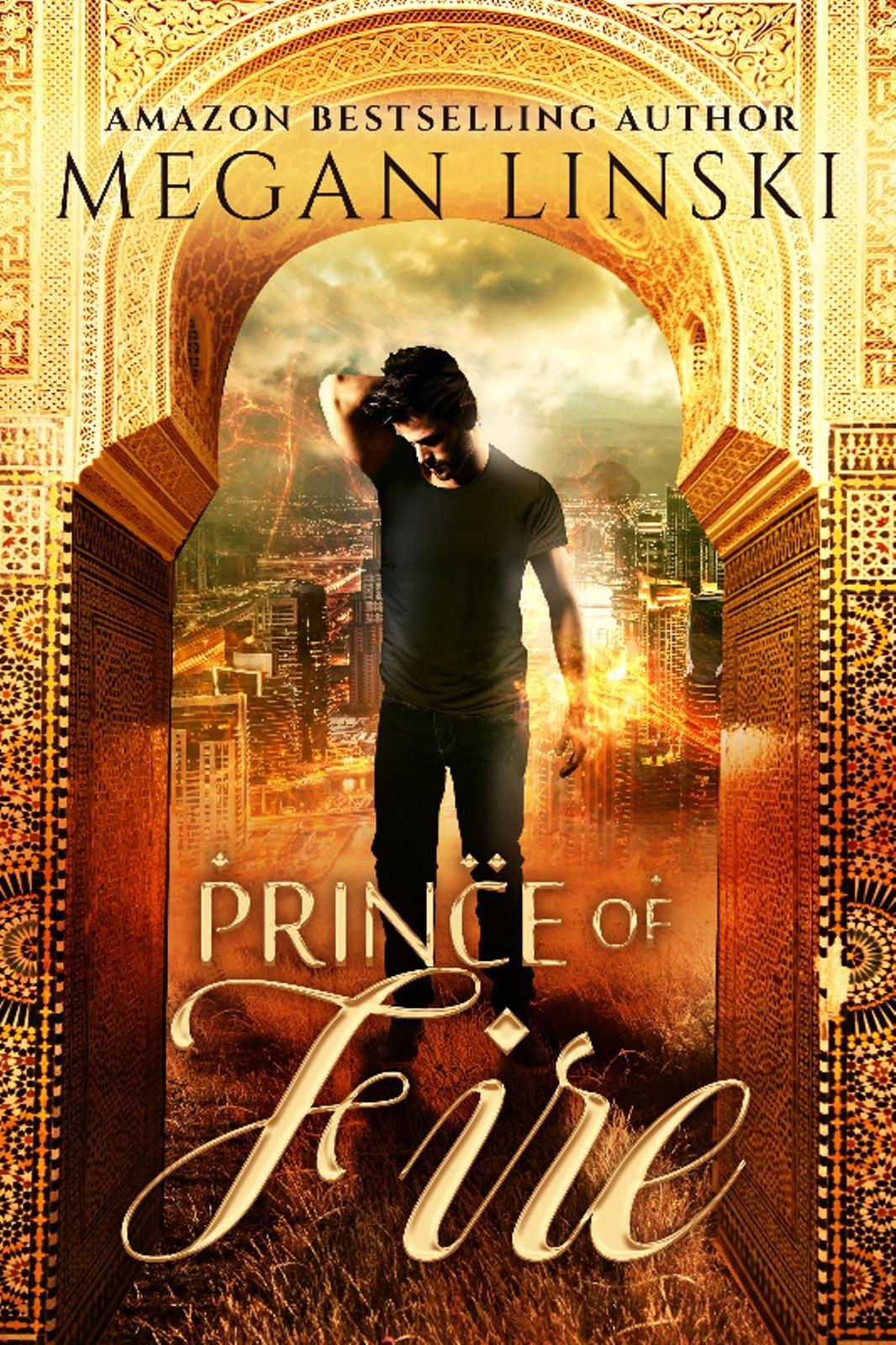 Prince Of Fire  The Kingdom Saga Book 4   English Edition
