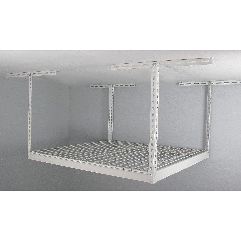 MonsterRax - 4x4 Overhead Garage Storage Rack (24'-45