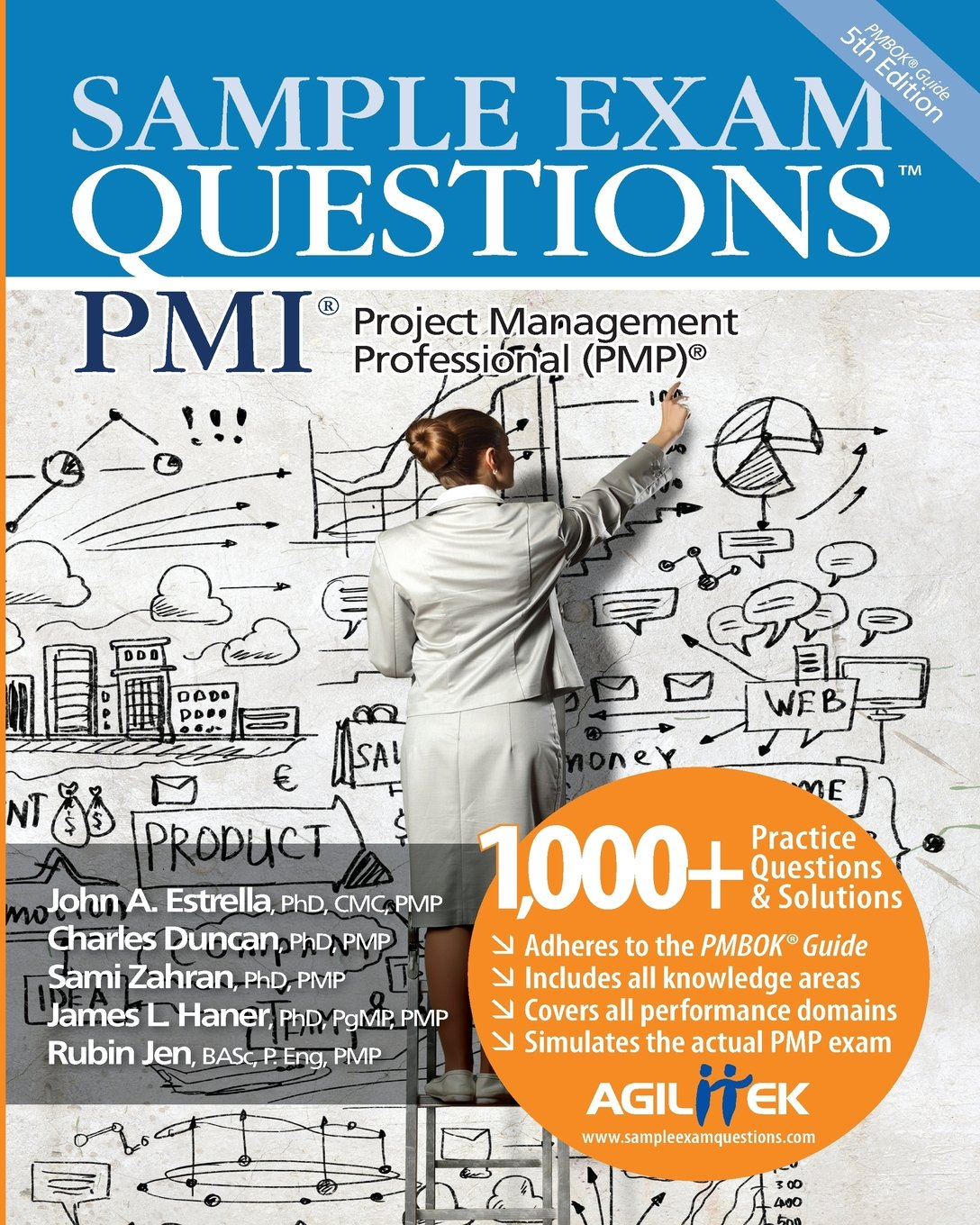 sample exam questions pmi project management professional pmp sample exam questions pmi project management professional pmp amazon co uk john a estrella charles duncan sami zahran james l haner