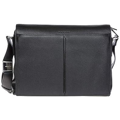 Dior sac homme bandoulière en cuir noir  Amazon.fr  Chaussures et Sacs a3fa1832fc4