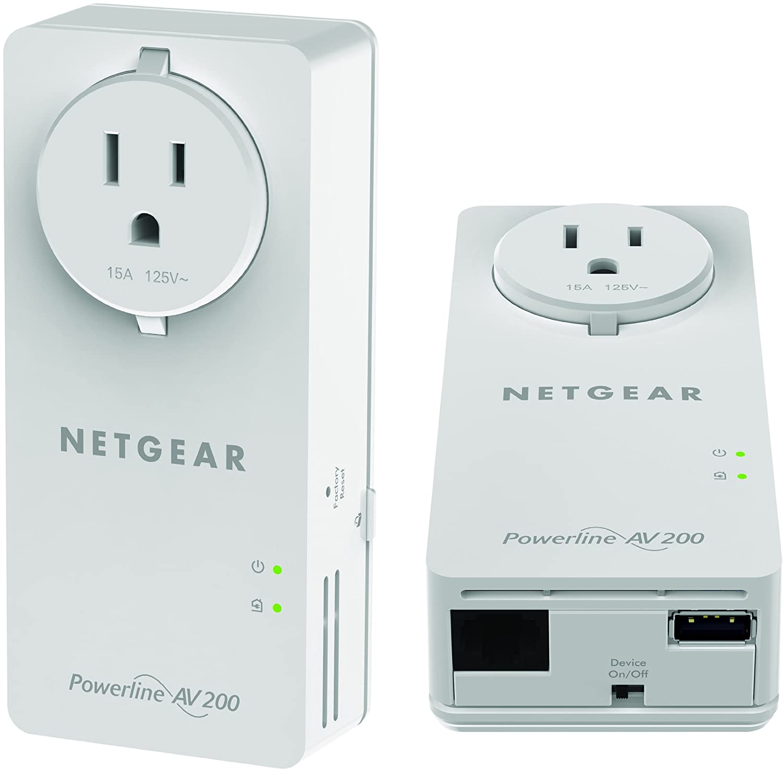 Netgear XAUB2511-100NAS 200Mbps 2-Port Power...