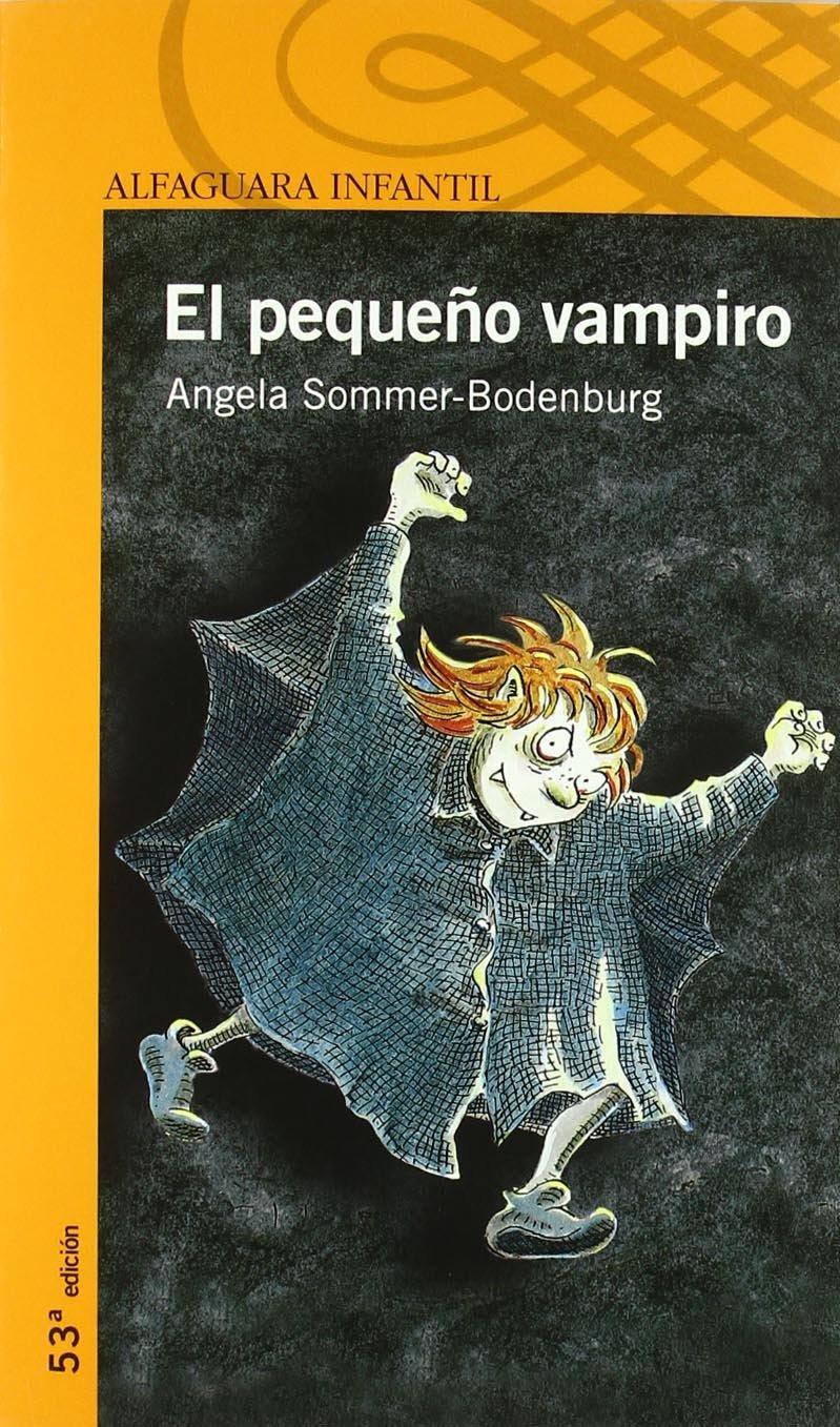 El pequeño vampiro (Proxima Parada 10 Años)