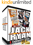 The Jack Ryan Collection - 6 book boxset