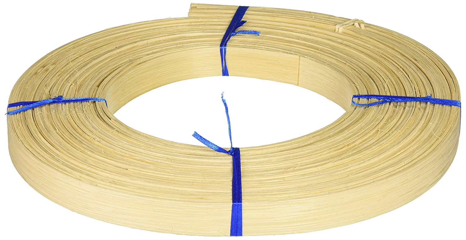 Commonwealth Basket Flat Reed, 7/8-Inch 1-Pound Coil, Approximately 80-Feet 78FC