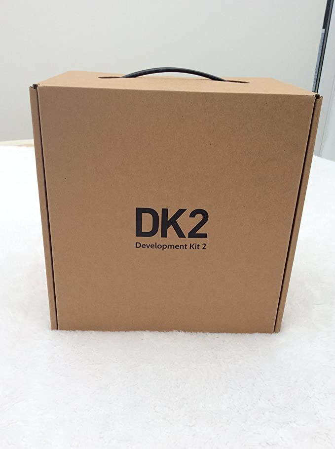 Oculus Rift DK2 VR Headset, [Importado de UK]
