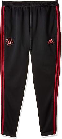 adidas Manchester United Pantalón Entrenamiento, Hombre: Amazon.es ...