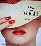 Hats in Vogue Since 1910