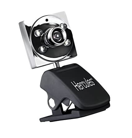 Hercules Deluxe Webcam Drivers Download
