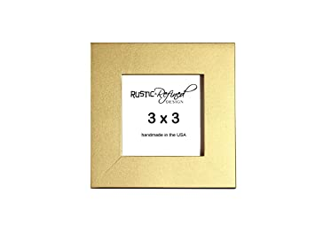 cute small gold picture frames