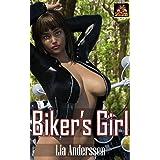 Biker's Girl (The Erotic Adventures of a Damsel in Danger Book 1)