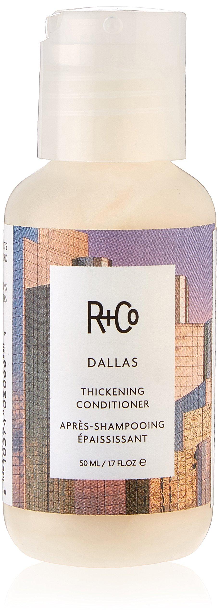 R+Co Dallas Travel Size Thickening Conditioner, 1.7 oz.