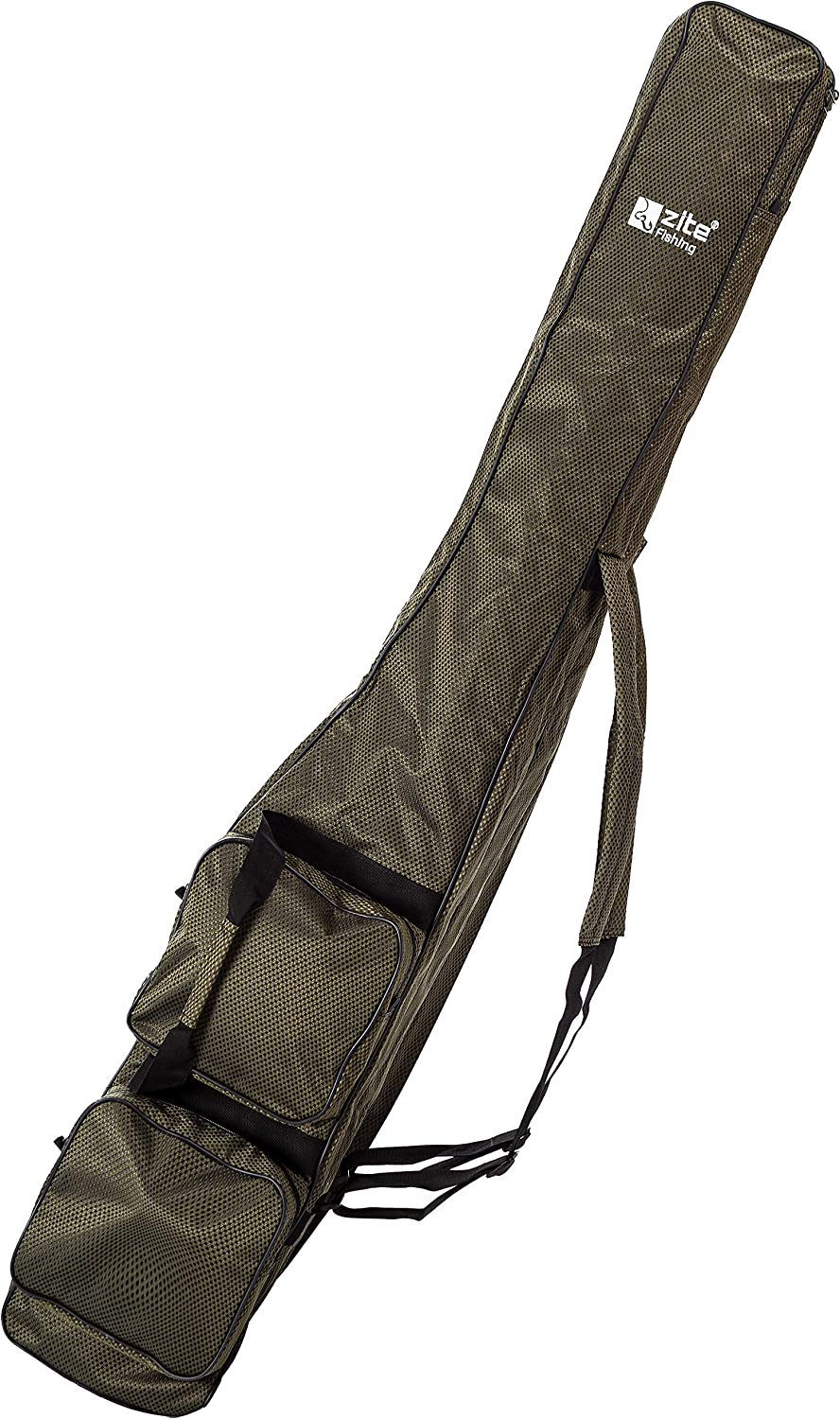 Zite Fishing Rod Bag 150cm Holdall with Carry Handles